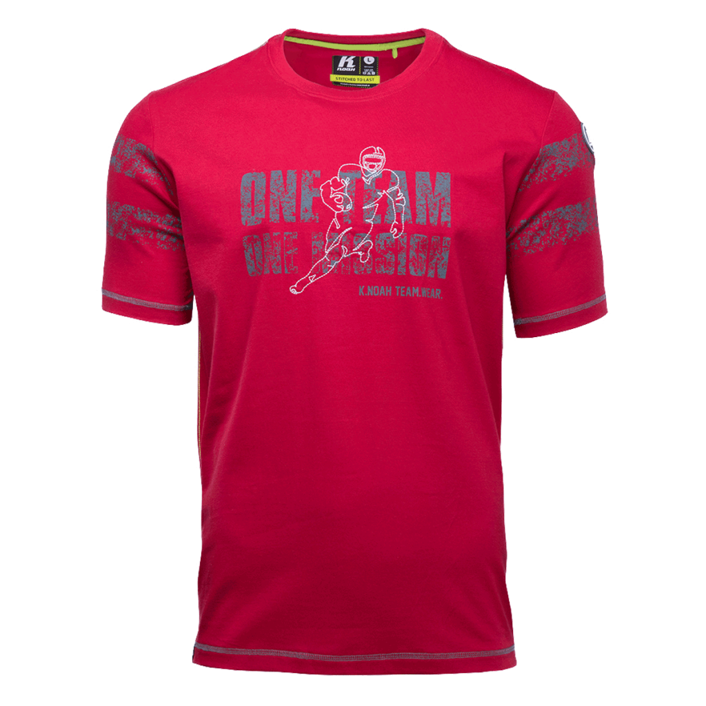 T-Shirt_OneTeam-OneMission_red